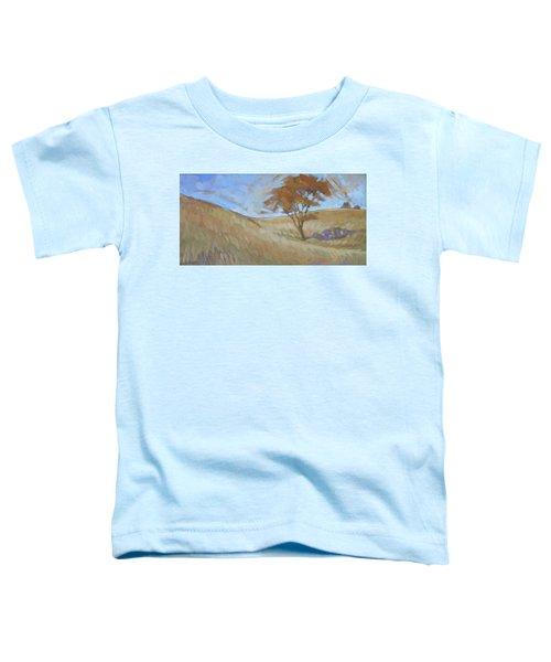 Oak Savanna, Autumn Toddler T-Shirt