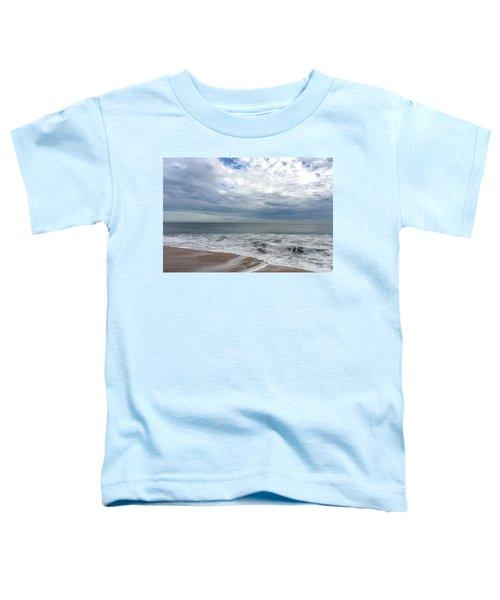 Ocean Blue Toddler T-Shirt