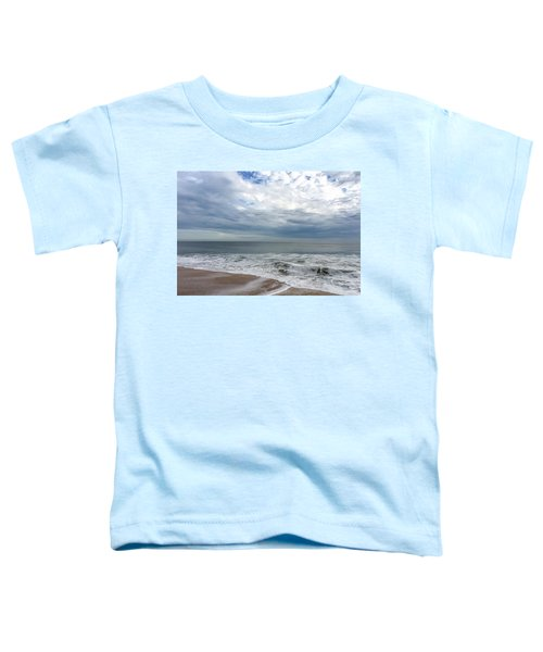 Ocean Blue Toddler T-Shirt