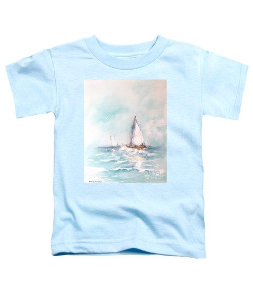Ocean Blues Toddler T-Shirt