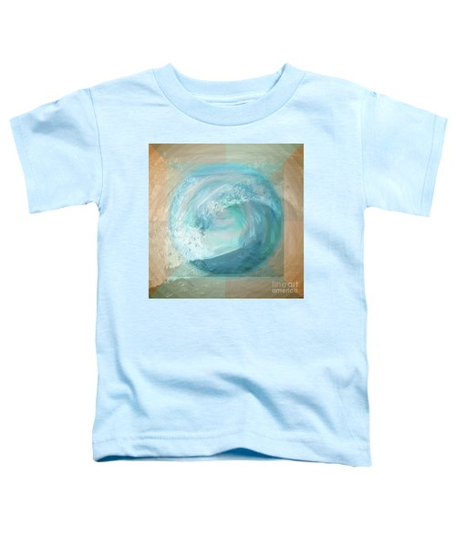 Ocean Earth Toddler T-Shirt