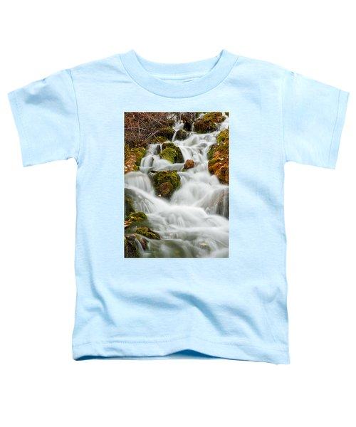 October Waterfall Toddler T-Shirt