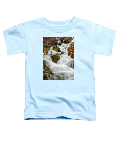 October Waterfall Toddler T-Shirt