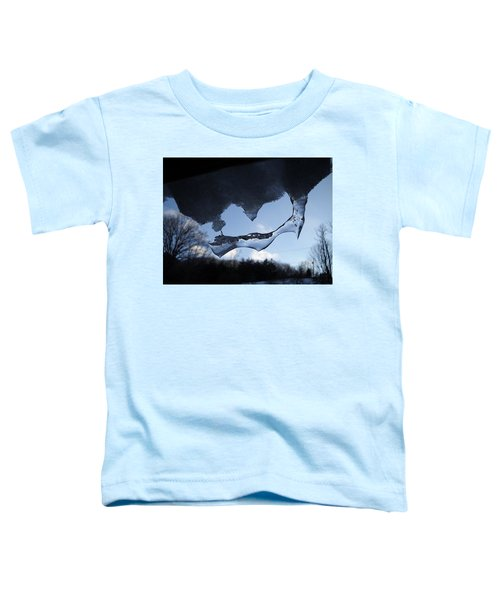 Odd Icicle Toddler T-Shirt