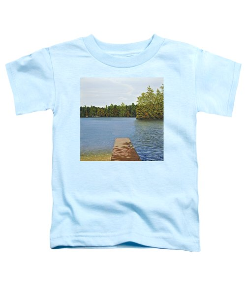 Off The Dock Toddler T-Shirt