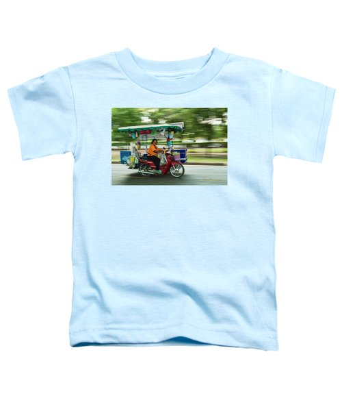Off To Work Toddler T-Shirt