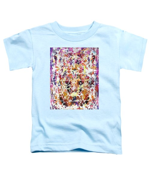 6-offspring While I Was On The Path To Perfection 6 Toddler T-Shirt