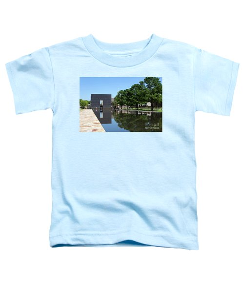 Oklahoma City National Memorial Bombing Toddler T-Shirt