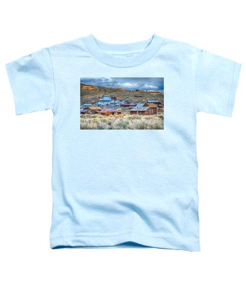 Old Bodie Gold Mining Town Toddler T-Shirt