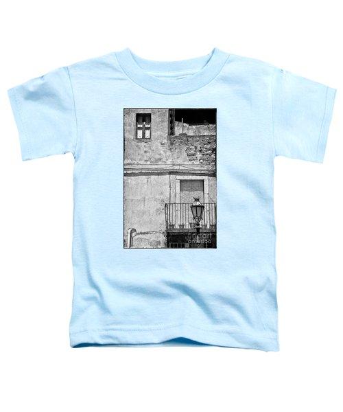 Old House In Taormina Sicily Toddler T-Shirt