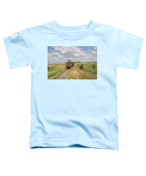 Jezre'el Valley Old Railway Station Toddler T-Shirt