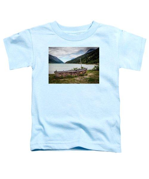 Old Sailboat Toddler T-Shirt