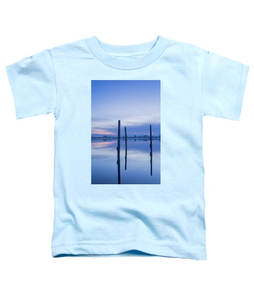 On A Couple Of Sticks Toddler T-Shirt