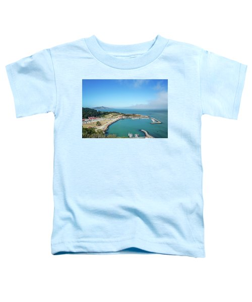 On The Bay Toddler T-Shirt