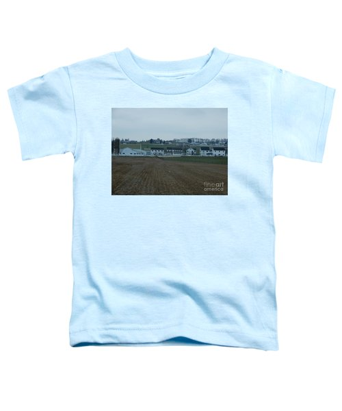 On The Homestead Toddler T-Shirt