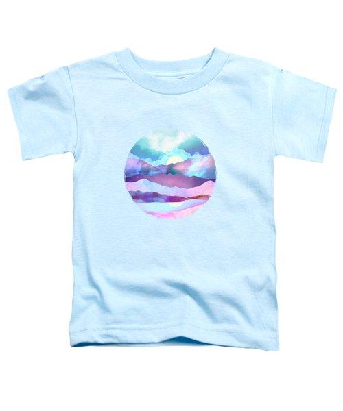 Opal Mountains Toddler T-Shirt