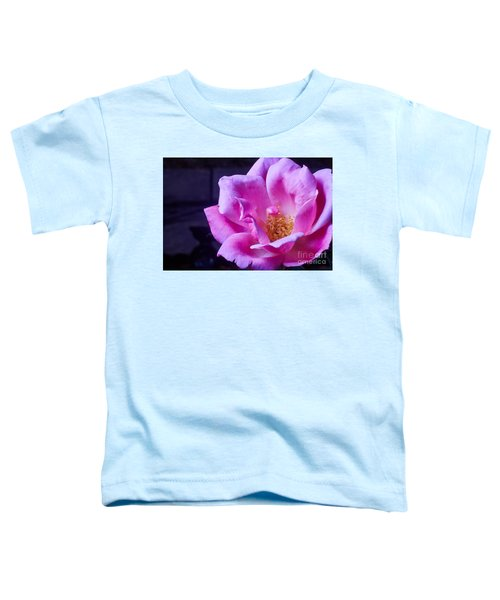 Open Rose Toddler T-Shirt