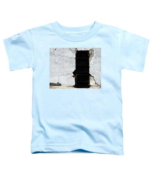 Opportunity Knocked Toddler T-Shirt