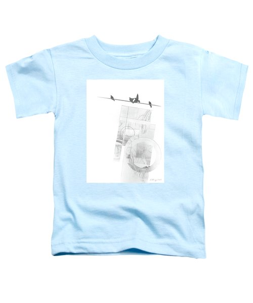 Orbit No. 3 Toddler T-Shirt