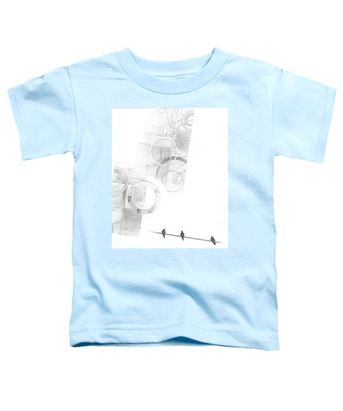 Orbit No. 4 Toddler T-Shirt