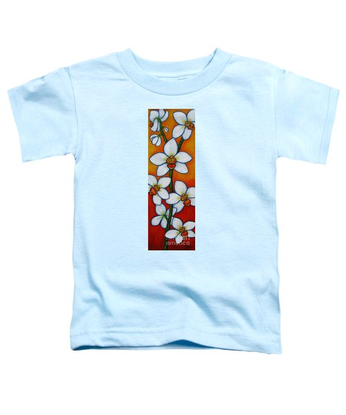 Orchid Oasis Toddler T-Shirt
