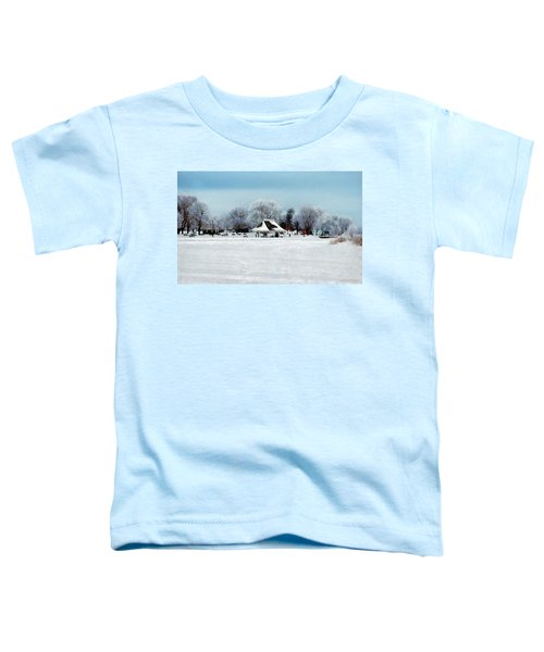 Orillia Winter Toddler T-Shirt