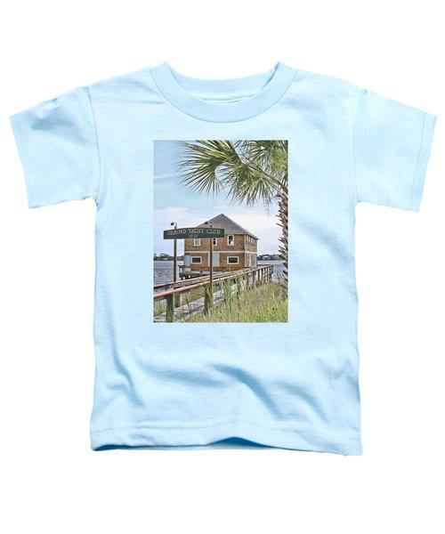 Ormond Yacht Club Toddler T-Shirt