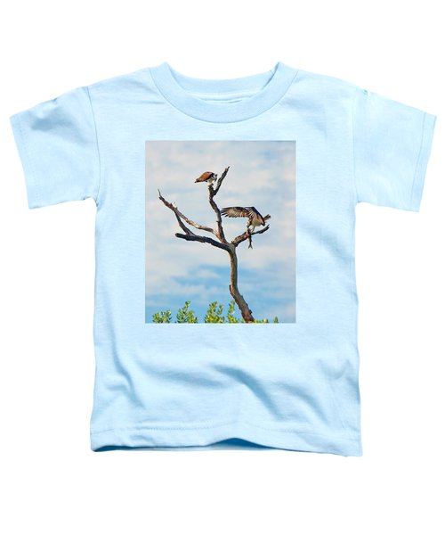 Osprey Feast Toddler T-Shirt