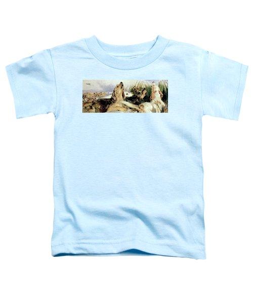 Otter Hounds Toddler T-Shirt