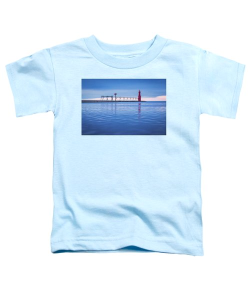 Toddler T-Shirt featuring the photograph Out Of The Blue by Bill Pevlor