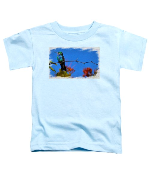 Out On A Branch Toddler T-Shirt