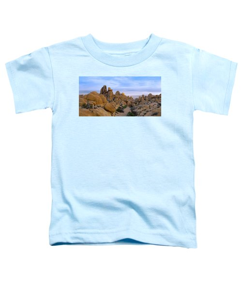 Outer Limits Pano View Toddler T-Shirt