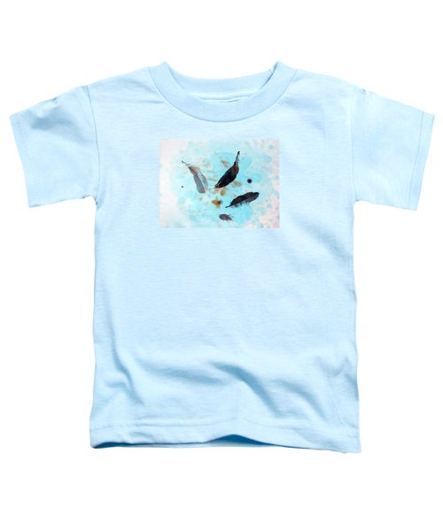 Over The Blue  Toddler T-Shirt