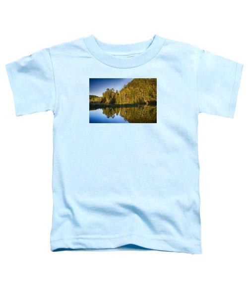 Paint River Toddler T-Shirt