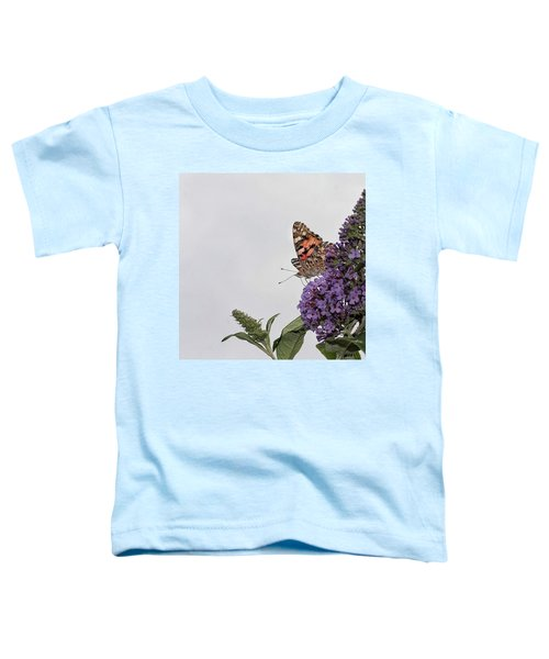 Painted Lady (vanessa Cardui) Toddler T-Shirt