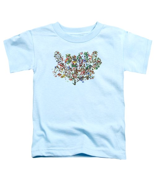 Painted Nature 2 Toddler T-Shirt