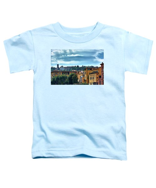 Painted On The Existence Toddler T-Shirt