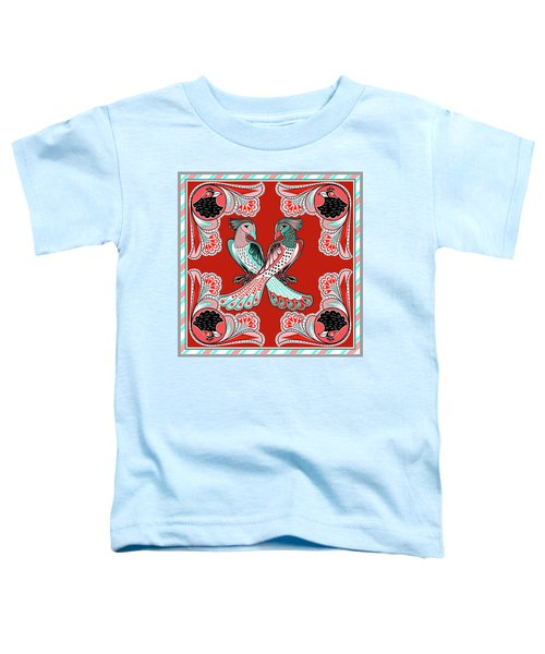 Painting 629 5 Truck Art 6 Toddler T-Shirt