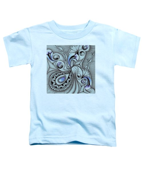 Paisley Power Toddler T-Shirt