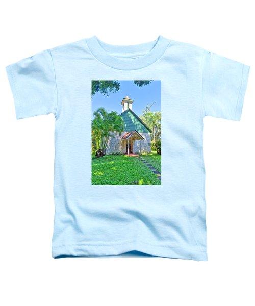 Palapala Ho'omau Congregational Church Toddler T-Shirt