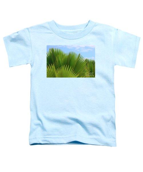 Palm Fans Toddler T-Shirt