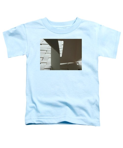 Paper Structure-1 Toddler T-Shirt