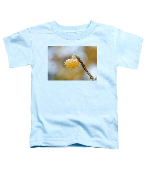 Paperbush Flower Toddler T-Shirt