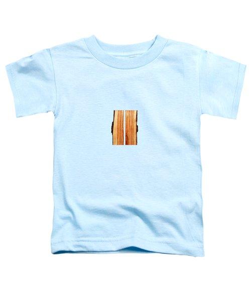 Parallel Wood Toddler T-Shirt