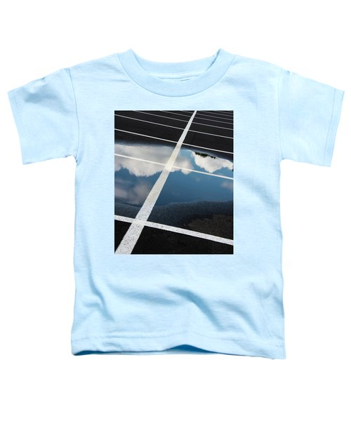 Parking Spaces For Clouds Toddler T-Shirt