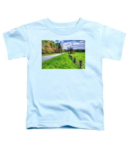 Parkway Spring Toddler T-Shirt