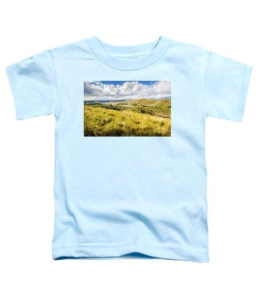 Parting Creek Regional Reserve Tasmania Toddler T-Shirt
