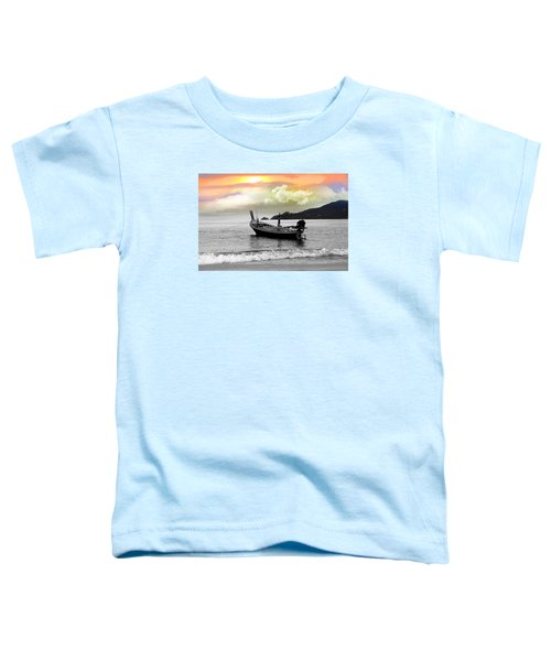 Patong Beach Toddler T-Shirt
