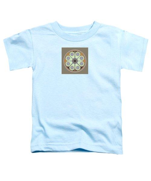 Peace Flower Circle Toddler T-Shirt