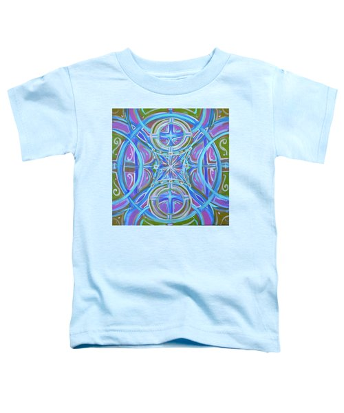 Peaceful Patience Toddler T-Shirt